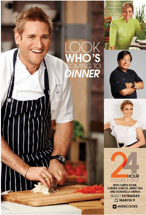 Celebrity Chef Booking Agency - Hire a Celebrity Chef ...