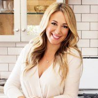 Book a celebrity chef appearance with Haylie Duff